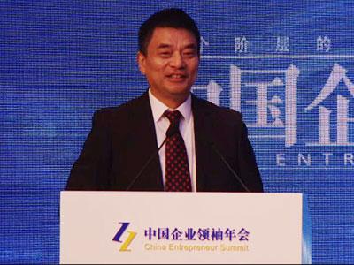 刘永好:互联网银行推动金融发展