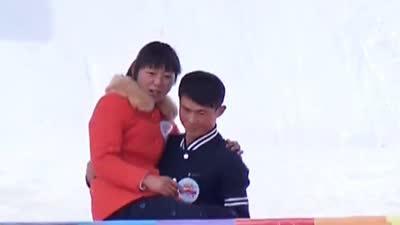 《飞跃彩虹》20150313:小夫妻陈红张永杰闯关成功 赛道志愿者闯关惜败