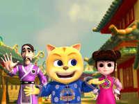 星猫漫游记之三金村