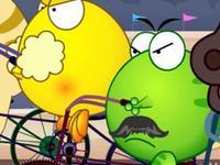绿豆蛙漂流岛奥运日志