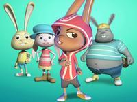 爵士兔之奇幻之旅