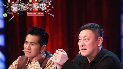 蒙古小子演唱令人惊叹 萌叔韩磊变严师教唱