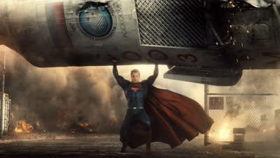 《蝙蝠侠大战超人:正义黎明》曝先导预告  双雄对决开启史诗级大战