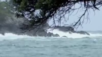 海上争锋之穿过死亡地带 2015沃尔沃环球帆船赛(28)