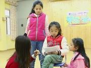 """《等你长大》20150527:月亮班学员改编""""冰雪奇缘"""" 王铮亮班级学员上演搞笑马戏团(上)"""