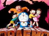 哆啦A梦1987剧场版 大雄与龙骑士