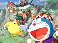 哆啦A梦2003剧场版 大雄与风之使者 国语