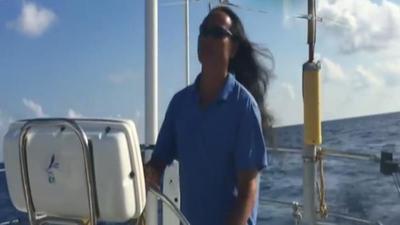 乘风破浪继续航行 东方卫视号来到斯里兰卡