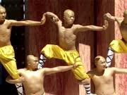 《冲关大峡谷》20150920:十二铜人组队来闯关 少林大侠狼狈落水