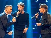 Take That -2015年伦敦Apple Music音乐节现场(9.21 )
