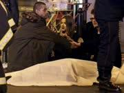 法国枪击爆炸事件造成60人死 上百人被劫持