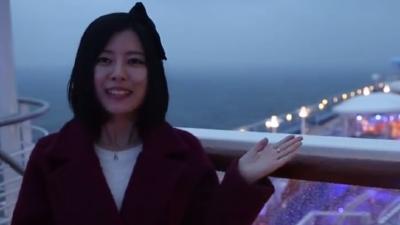 邮轮浪漫之旅韩国行 非凡女子挑战沃帆赛