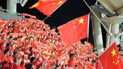 FIFA正式介入调查嘘国歌事件 港球星发状态表示抗议