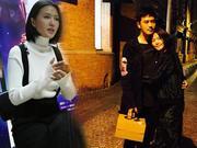 谭维维认爱台演员陈亦飞 称与他有结婚打算