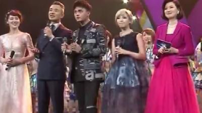 李祥祥/郑兴琦/SNH48/全场明星《新年快乐》