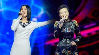 《2016贵州河北联合春晚》20160205:龚琳娜尚雯婕挑战中国声音