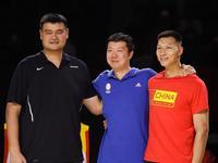 致敬!中国篮坛传奇王治郅退役仪式 全程回放