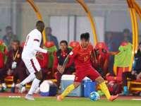 (粤语录播)中国0-0卡塔尔