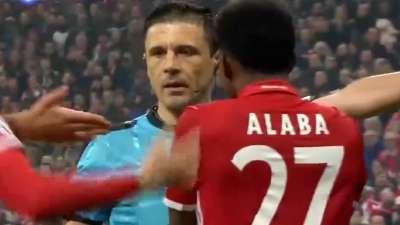 【策划】7-0吹成5-1!拜仁欧冠大胜遇到假裁判 2次漏判点球