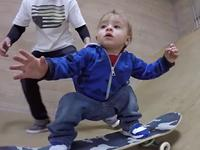 宝宝多么伟大 看萌娃玩转劲爆体育项目