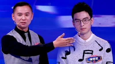 蒲熠星周涛对战战神张德祥