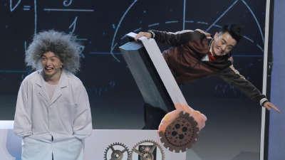 纯笑版:叶逢春张霜剑《疯狂实验室》