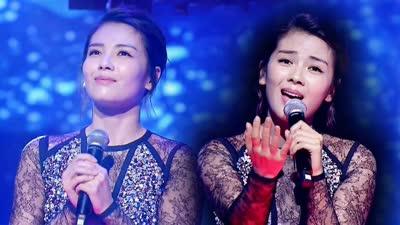 刘涛演唱《剪爱》-跨界歌王20170708