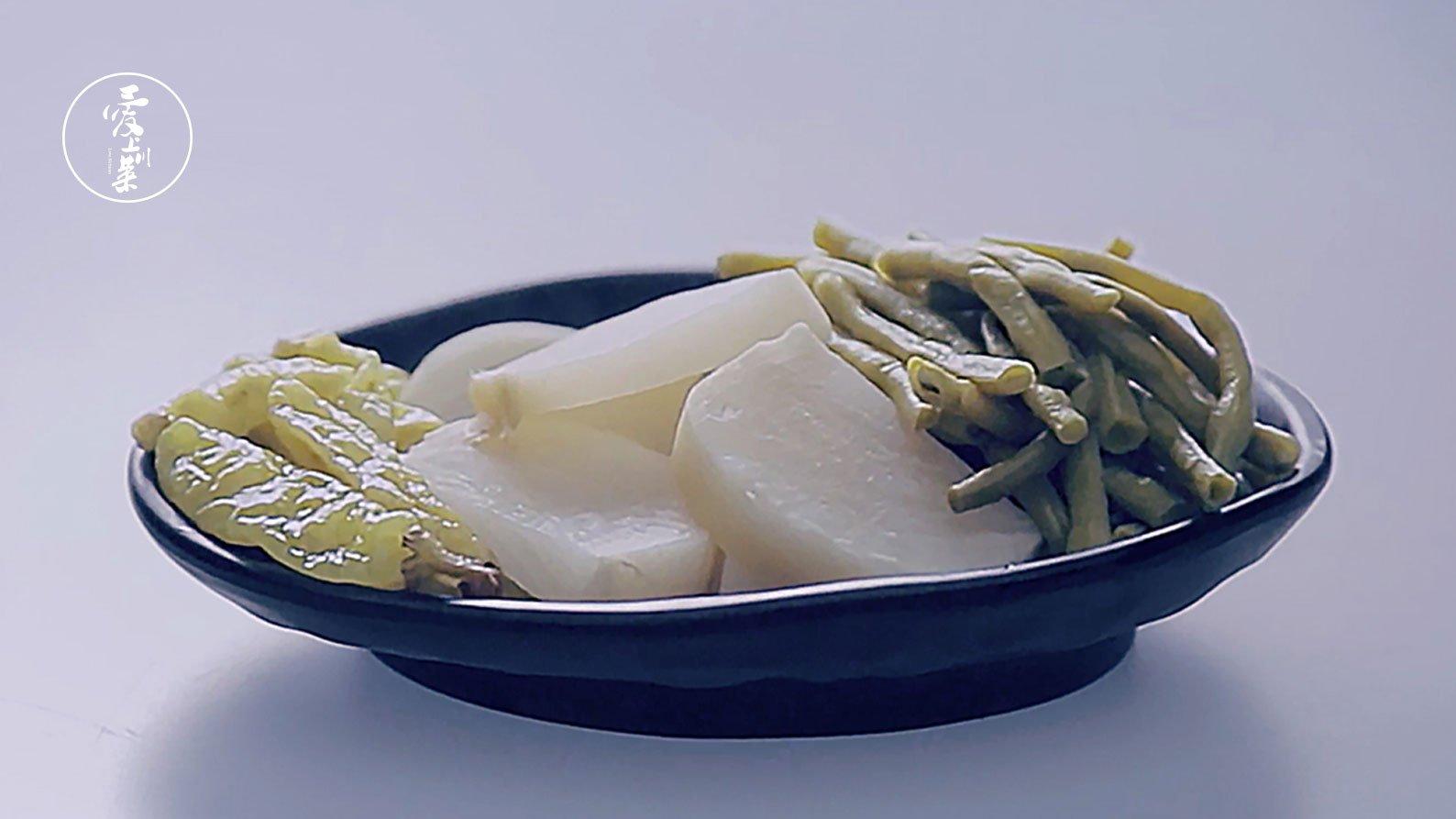 爱上川菜013:冯家妹的秘制泡菜