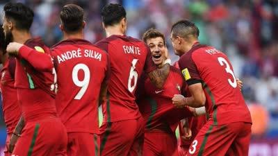 塞德里克爆射入网 葡萄牙2-1墨西哥反超比分