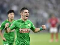 中超-北京国安2-0广州恒大 索里亚诺双响送恒大两连败