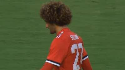 林加德助攻也梅开 费莱尼门前劲射助曼联3球领先