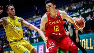 男篮亚洲杯-李根19分 中国不敌澳大利亚无缘四强