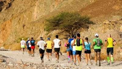 2016埃拉特沙漠马拉松精彩集锦