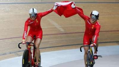 里约奥运场地车入围规则全解析 中国队参赛名额创历史新高