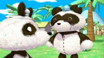 巴布熊猫成语系列第一部26