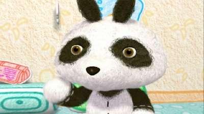 巴布熊猫成语系列第一部37