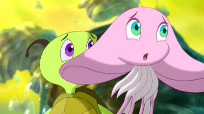 小鲤鱼历险记37