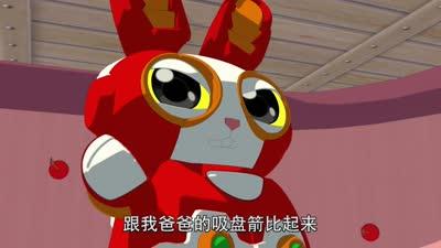 灵动蹦蹦兔30
