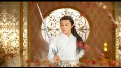 《花千骨》赵丽颖和霍建华激情吻戏床戏视频曝光