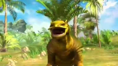 《恐龙世界》第34集