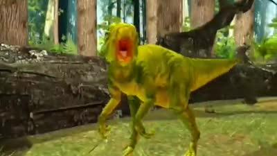 《恐龙世界》第48集