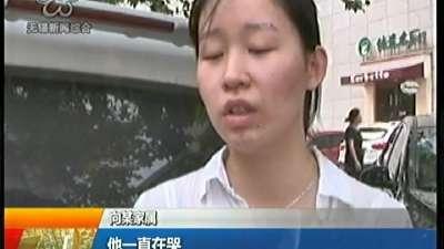 商场上演电梯吃人 女子当场被绞死