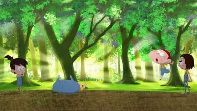 阿U之梦想系列01-森林