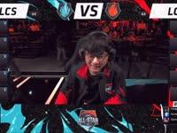 英雄联盟Allstar 无限烈焰队 vs 绝对零度队 BO3