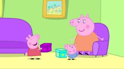 粉红猪小妹 第一季13