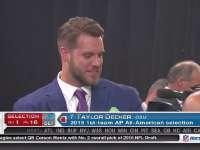 NFL选秀大会第16顺位 泰勒-德克尔 (雄狮)