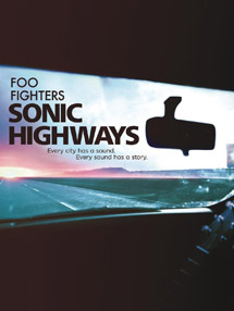 2016年第58届格莱美奖提名:最佳音乐电影 Foo Fighters 《Sonic Highways》