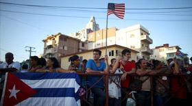美国和古巴关系重启