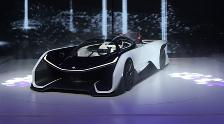 FF首款概念车ZERO 1