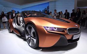 注重新互联驾驶 BMW新概念车